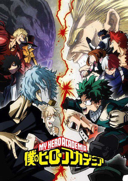 My Hero Academia 3rd Season