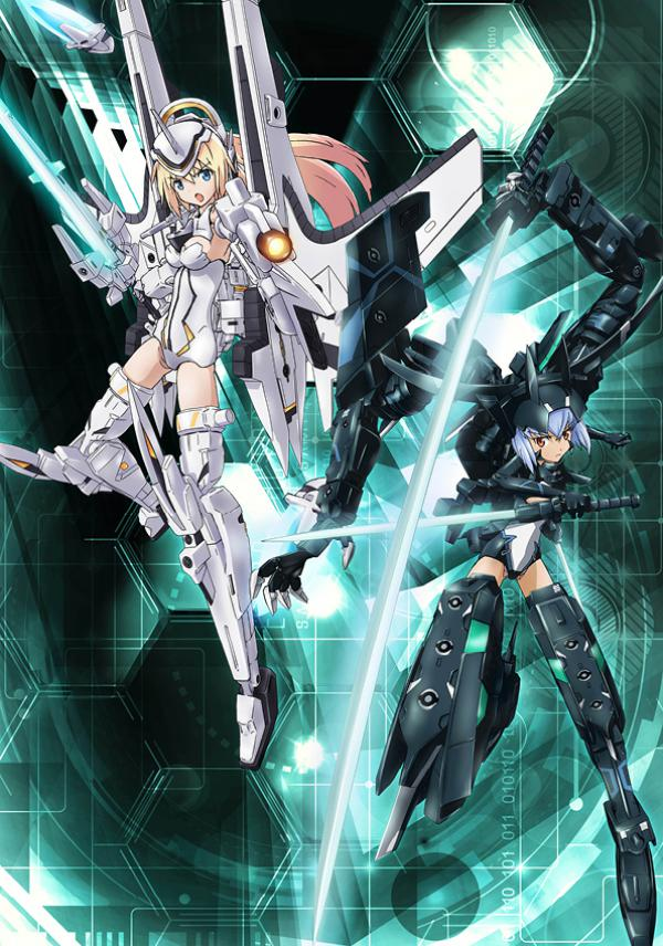 Busou Shinki : Armored War Goddess