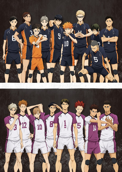 Haikyu!! Third season
