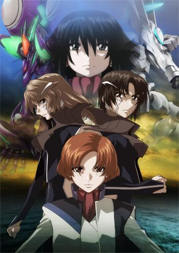 Soukyuu no Fafner Exodus (TV 2)