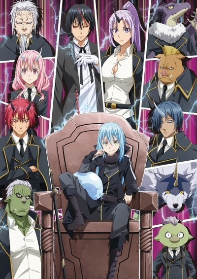 that time i got reincarnated as a slime 2