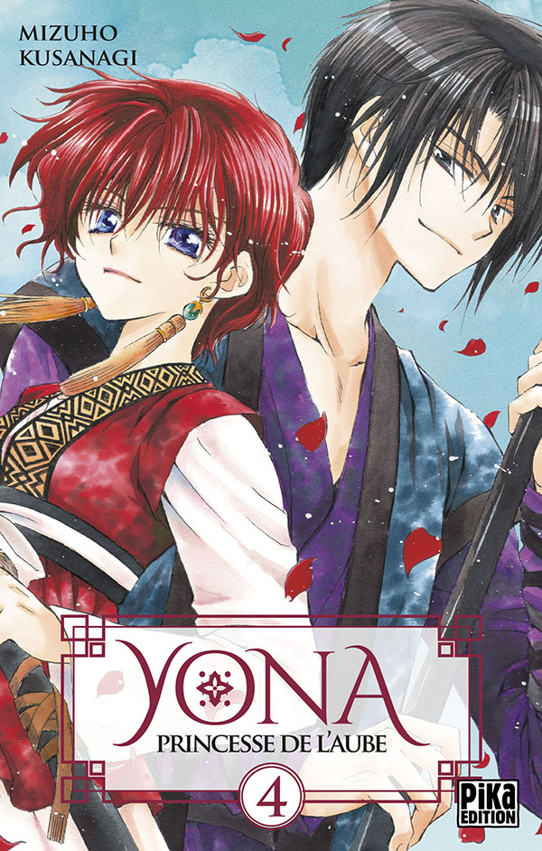 Akatsuki no Yona - Vol. 4