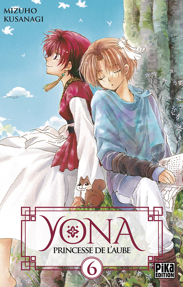 Akatsuki no Yona - Vol. 6