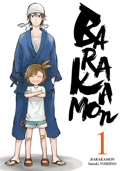 Barakamon - Vol. 1