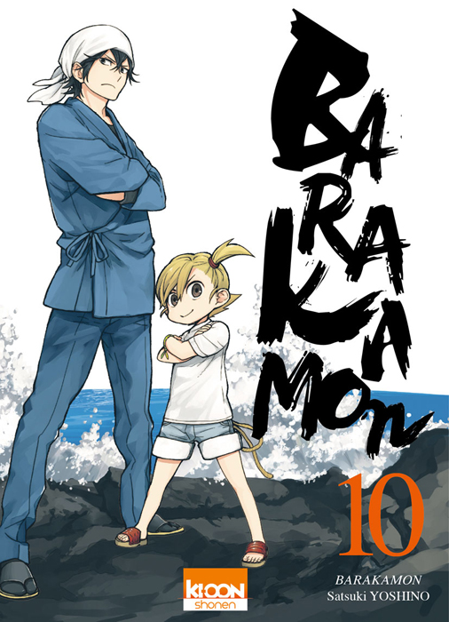 Barakamon - Vol. 10