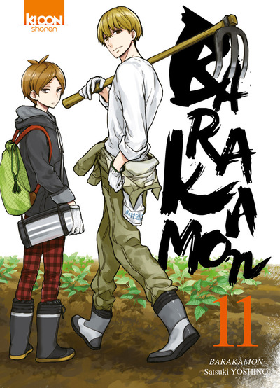 Barakamon - Vol. 11