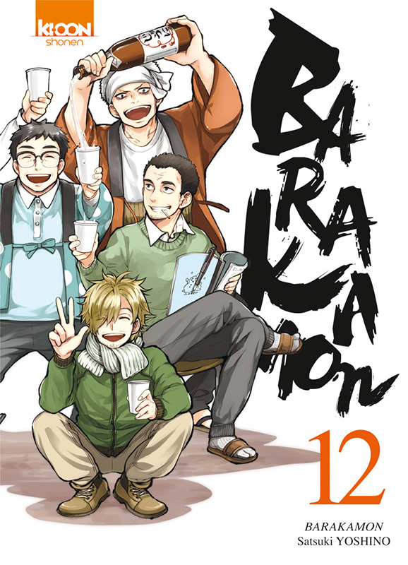 Barakamon - Vol. 12