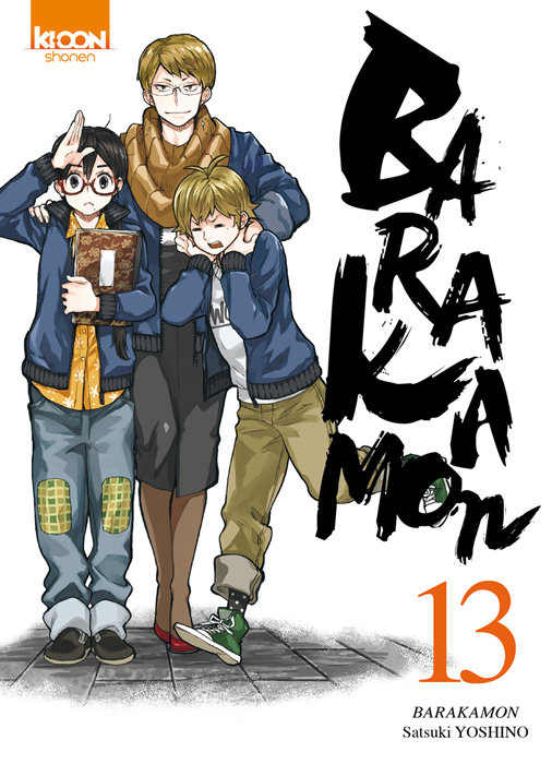 Barakamon - Vol. 13