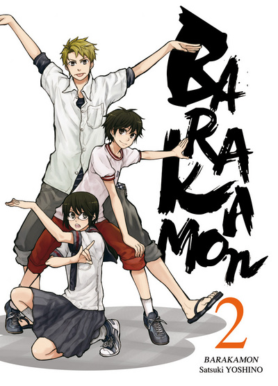 Barakamon - Vol. 2