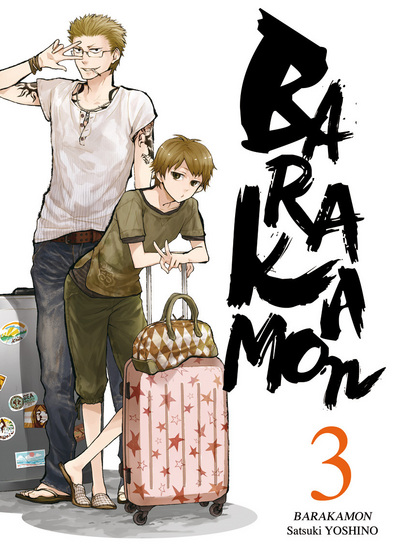Barakamon - Vol. 3