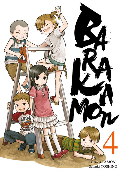 Barakamon - Vol. 4