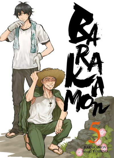 Barakamon - Vol. 5