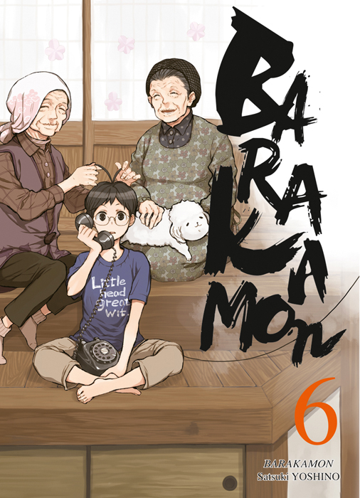 Barakamon - Vol. 6