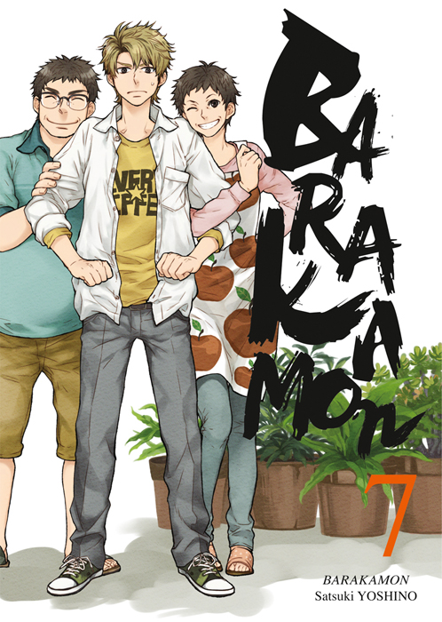 Barakamon - Vol. 7