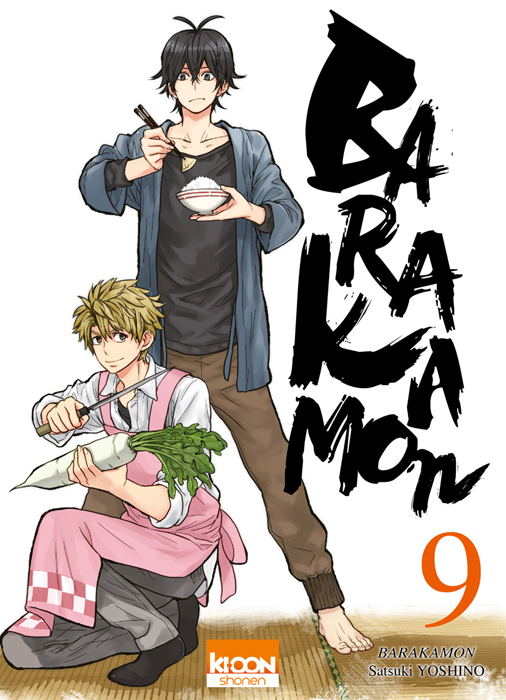 Barakamon - Vol. 9