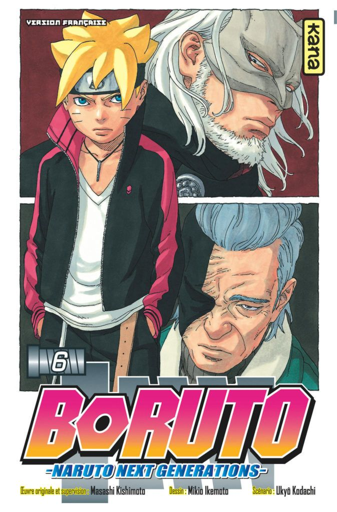 Boruto: Naruto Next Generations - Vol. 6