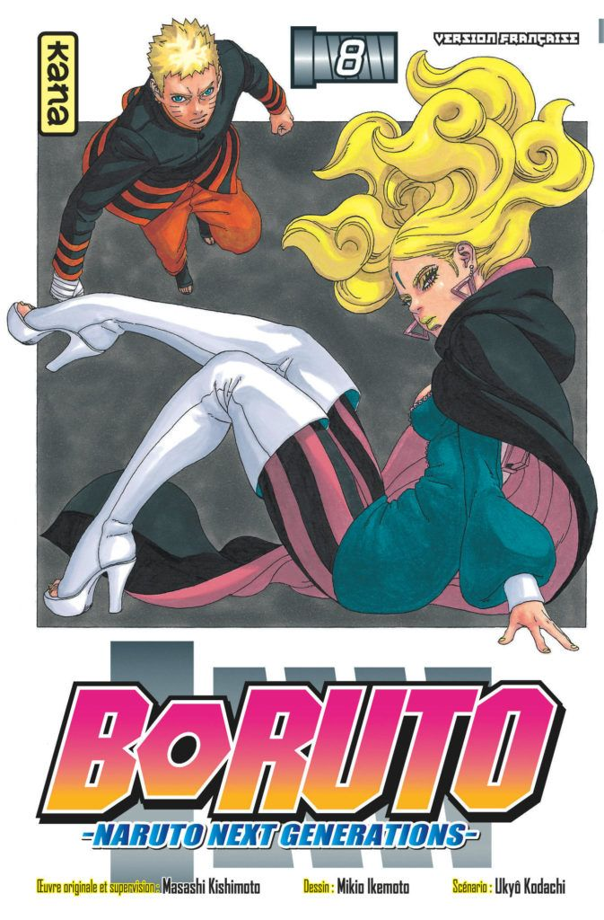 Boruto: Naruto Next Generations - Vol. 8