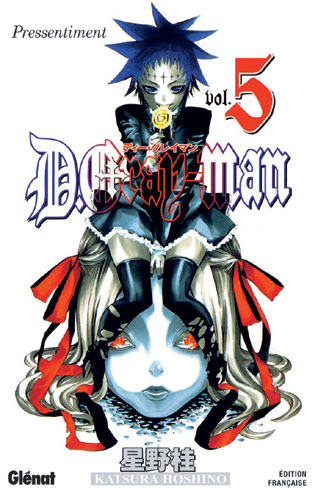 D.Gray-man - Vol. 5
