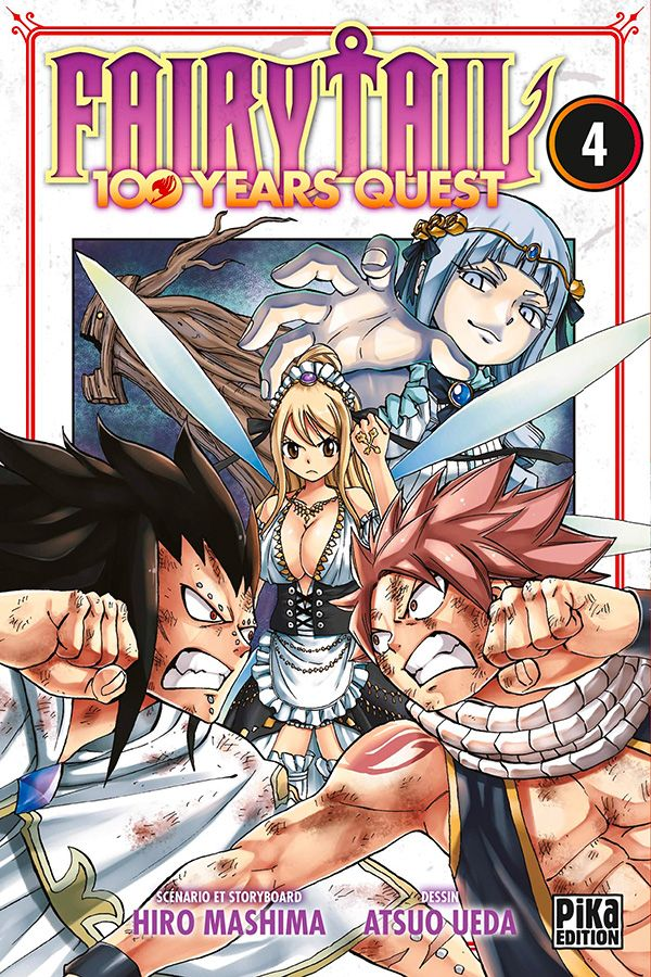 Fairy Tail - 100 Years Quest - Vol. 4