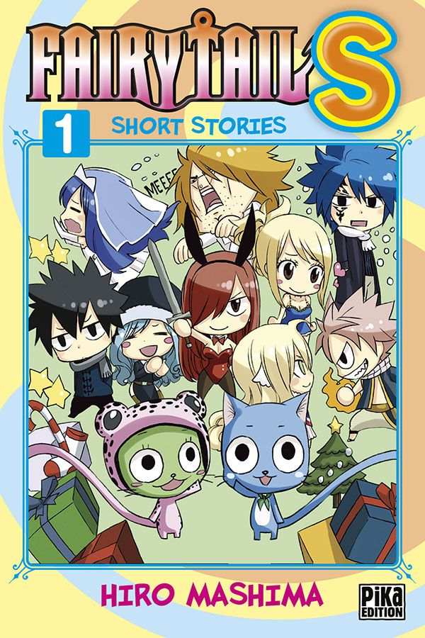 Fairy Tail S - Vol. 1