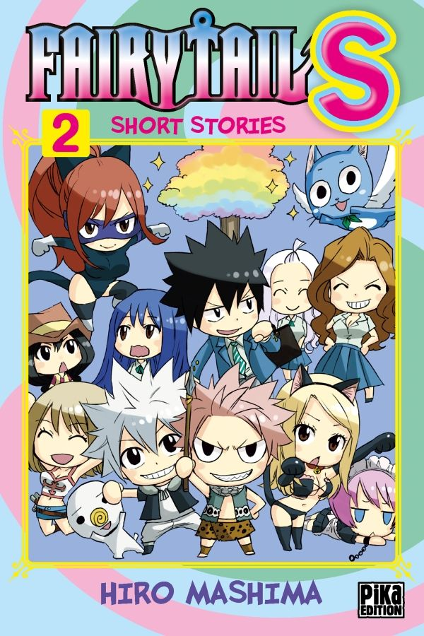 Fairy Tail S - Volume 2