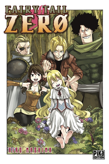 FAIRY TAIL ZERØ - Volume 1