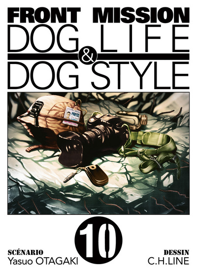 Front Mission - Dog Life and Dog Style