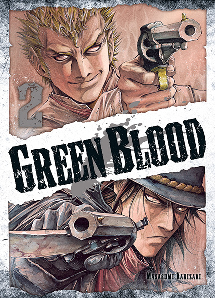 Green Blood - Vol. 2