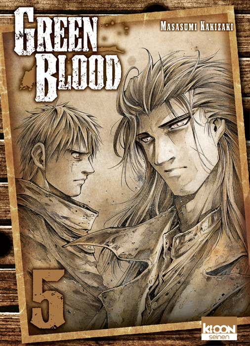 Green Blood - Vol. 5