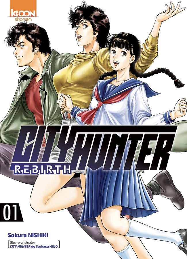 Kyô Kara City Hunter - Vol. 1