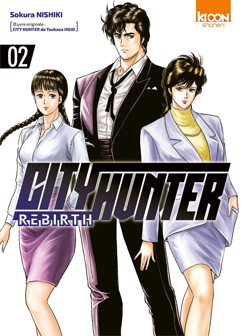 City Hunter - Rebirth - Volume 2