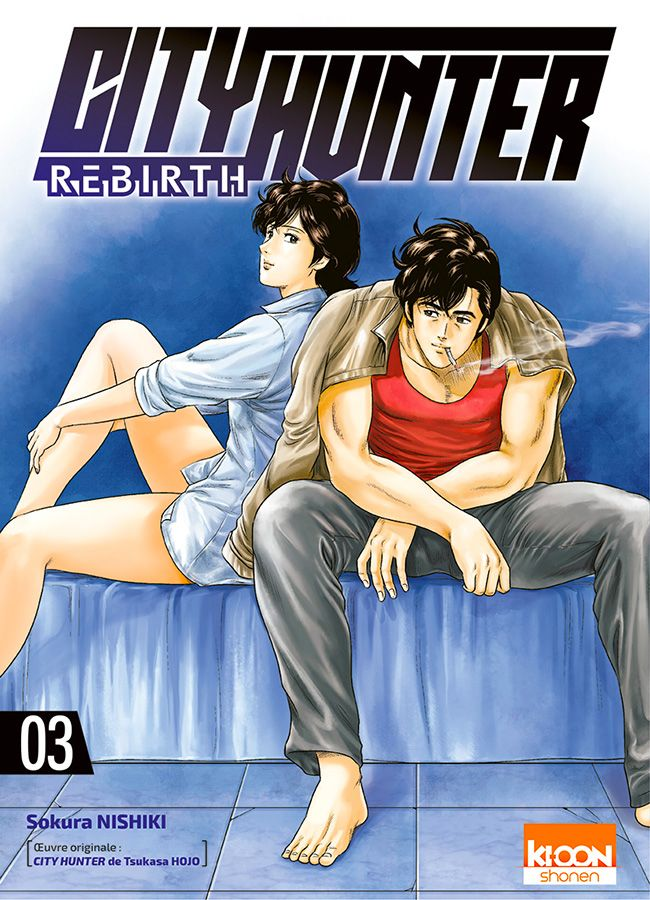 City Hunter - Rebirth - Volume 3