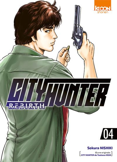 City Hunter - Rebirth - Volume 4