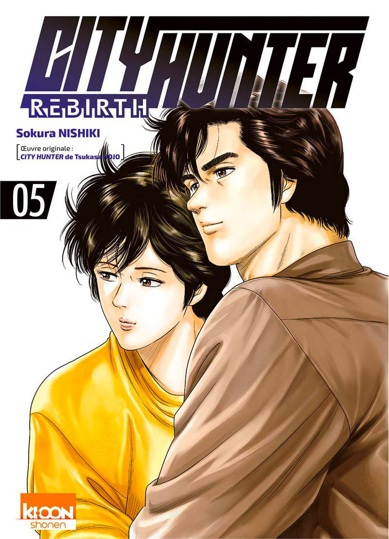City Hunter - Rebirth - Volume 5