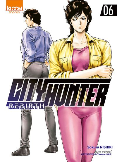 City Hunter - Rebirth - Volume 6