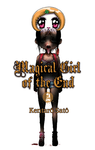 Magical Girl of the End - Volume 2