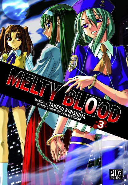 Melty Blood - Volume 3
