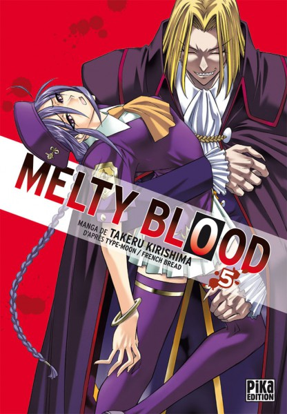 Melty Blood - Volume 5