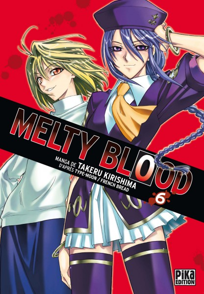 Melty Blood - Volume 6