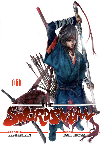 The Swordsman - Volume 1