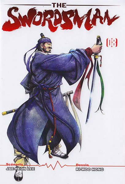 The Swordsman - Volume 8