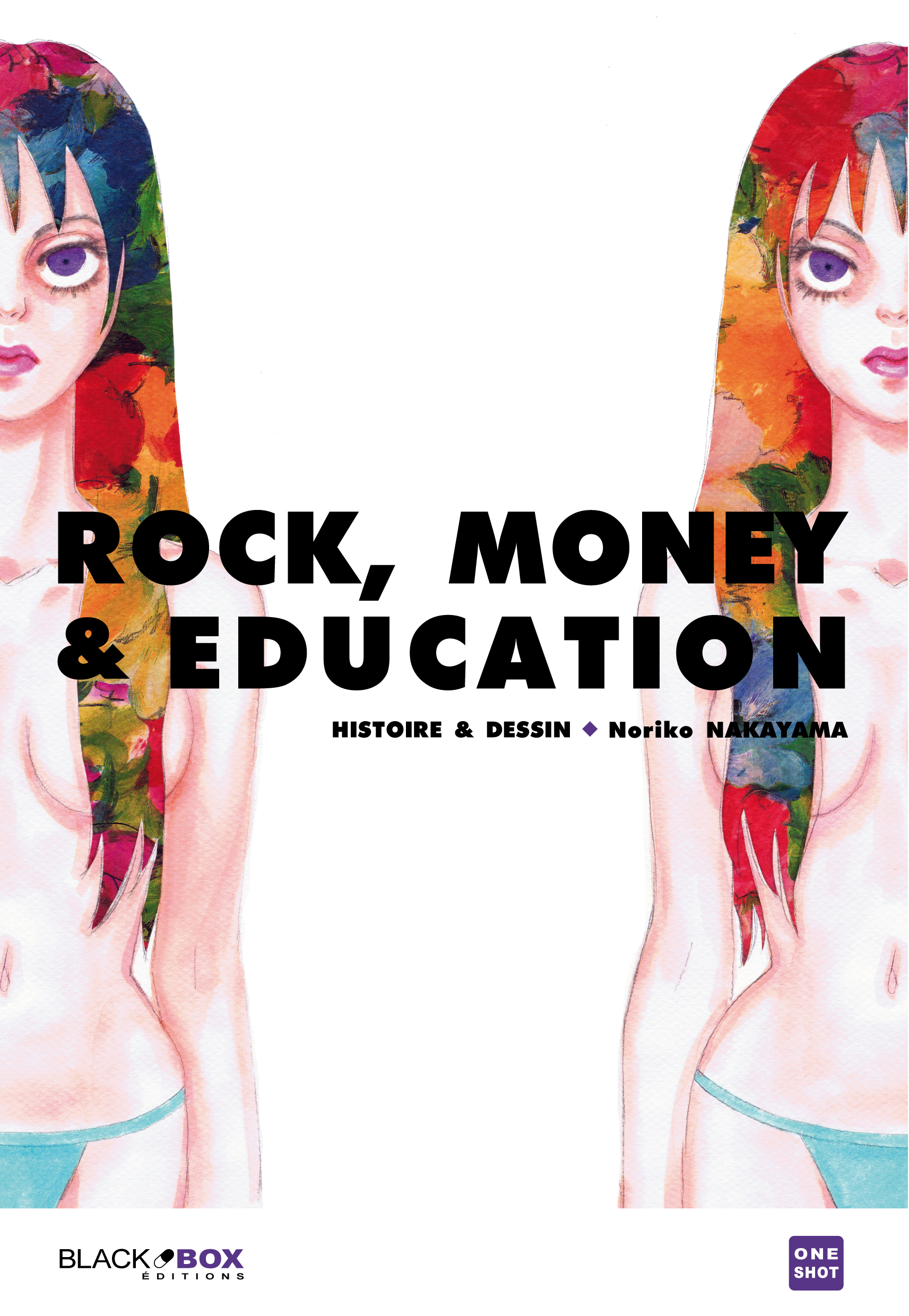 Rock, Money & Education