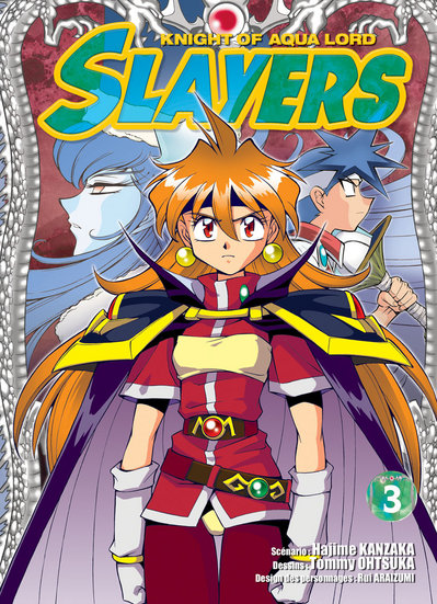 Slayers: Suiriyuuou no Kishi - Vol. 3