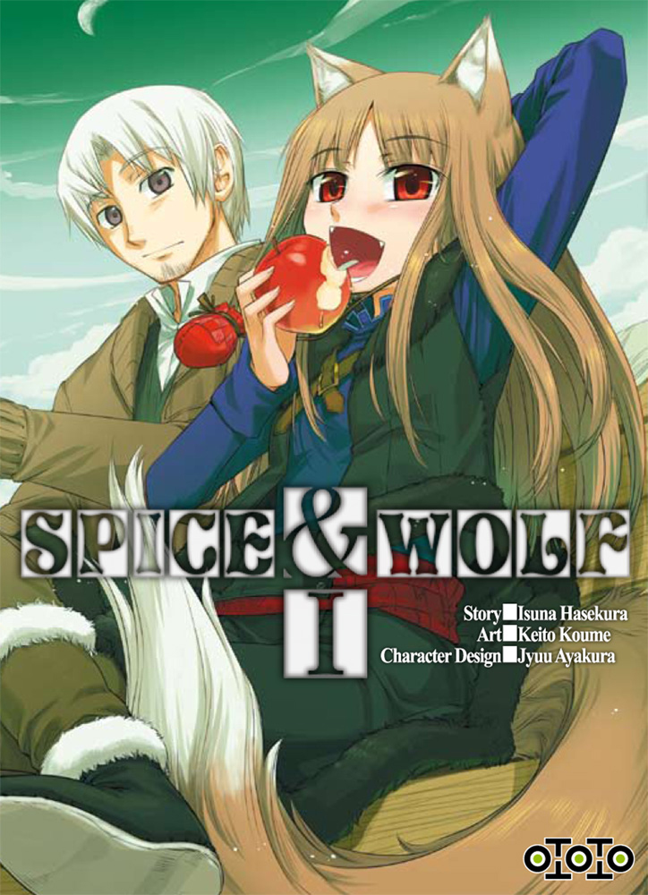 Ookami to Koushinryou - Spice and Wolf - Vol. 1