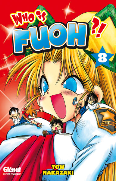 Who is Fuoh ?! - Vol. 8