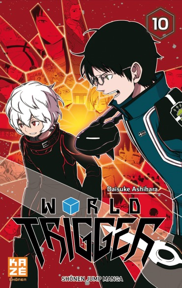 World trigger - Vol. 10