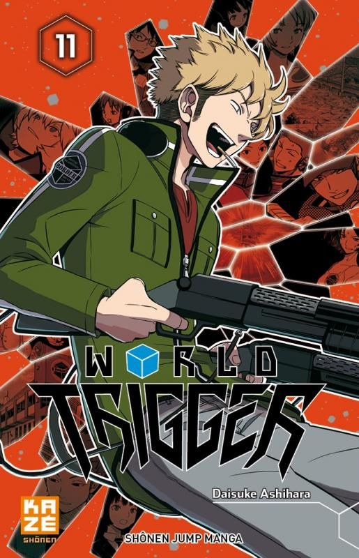 World trigger - Vol. 11