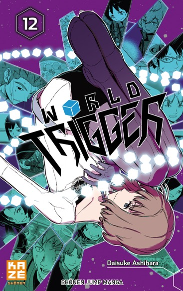 World trigger - Vol. 12