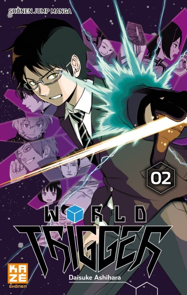 World trigger - Vol. 2