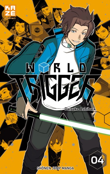World trigger - Vol. 4